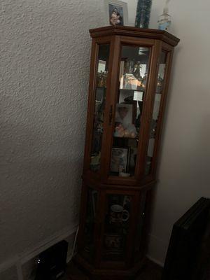 Corner cabinet for Sale in Philadelphia, PA