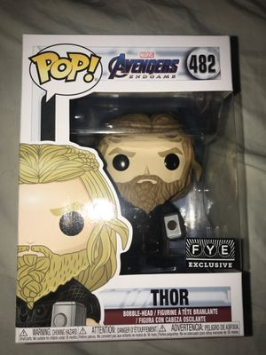 Thor (FYE Exclusive) Funko pop for Sale in Los Angeles, CA