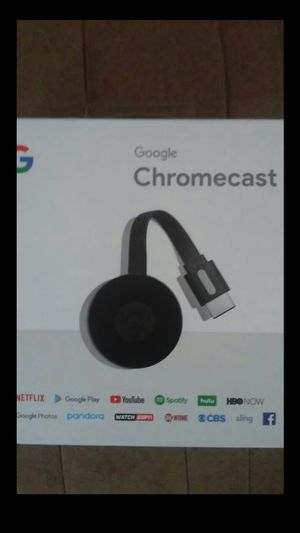 GOOGLE CHROMECAST for Sale in Elk Grove, CA