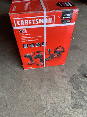 Craftsman power tools for Sale in Worthington, OH