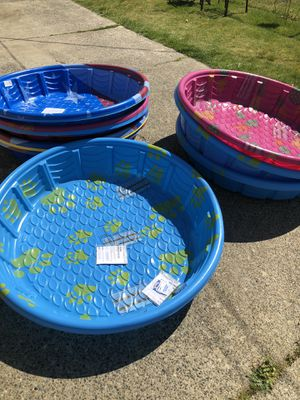 Brand new pools 5 each or 5 for 20 for Sale in Tacoma, WA