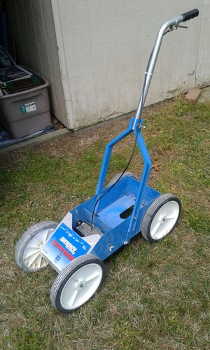 Pavement striping machine for Sale in Millersville, MD
