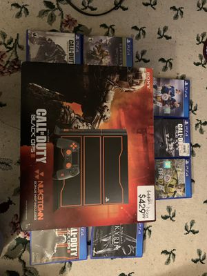 PS4 1TB Call of Duty edition for Sale in Woodbridge, VA