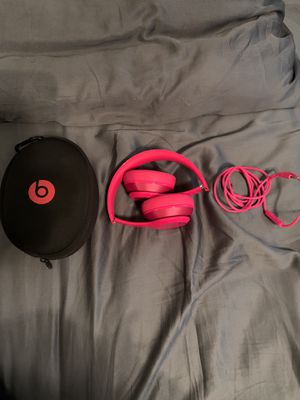 Pink Solo Beats Headphones for Sale in Gilbert, AZ