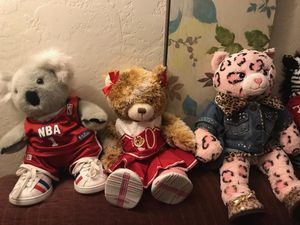 Build a bear dolls for Sale in Sanger, CA