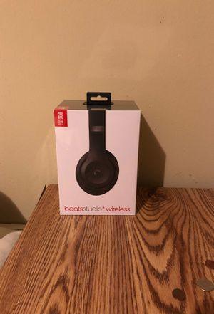 Beats studio3 wireless for Sale in Sterling Heights, MI