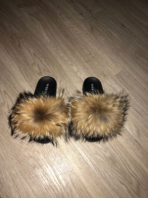 Fur Slippers for Sale for sale  Norcross, GA