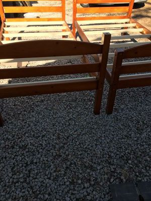 Two very nice twin frame for Sale in Sugar Creek, MO
