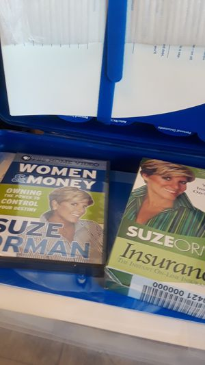 SUZE ORMAN for Sale in Oakland, CA