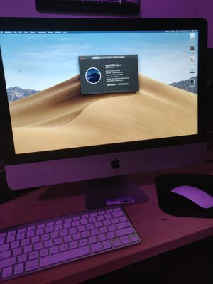"iMac 21.5"" mid 2014 for Sale in Rolla, MO"