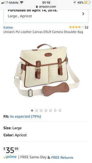 Camera bag for Sale in Scottsdale, AZ