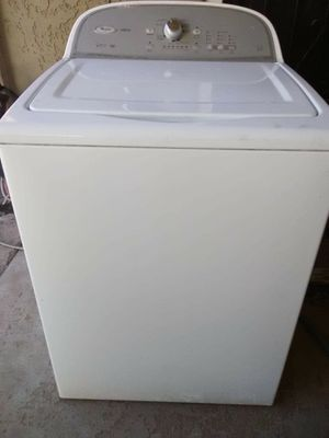 Whirlpool washer top load for sale appliance repair and sells se habla Espanol for Sale in Avondale, AZ