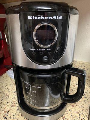 Kitchenaid coffee makers for Sale in Kirkland, WA