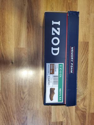 IZOD Brand New Brown shoes - size 9.5 for Sale in Overland Park, KS
