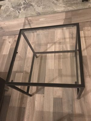 Side coffee table for Sale in Denver, CO