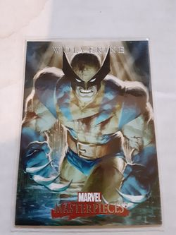 Marvel Wolverine Masterpiece for Sale in Torrance,  CA
