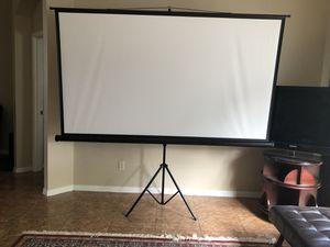 "Projector Screen 120"" for Sale in Orlando, FL"