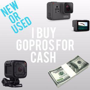 *GOPROS* for Sale in Riverside, CA