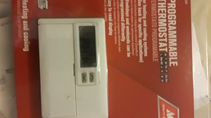 Programmable thermostat new in package for Sale in Lodi, CA