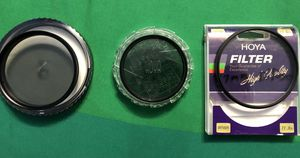 Hoya PL 62mm, Hoya 72mm PL & Hoya 77mm Diffuser for Sale in Pinellas Park, FL
