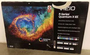 "65"" Vizio P-Series Quantum X smart 4K TV for Sale in Highland, CA"