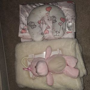 Infant Baby Girl Blankets for Sale in Aurora, CO