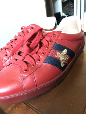 Gucci Shoes Limited Rare Red for Sale in Los Angeles, CA