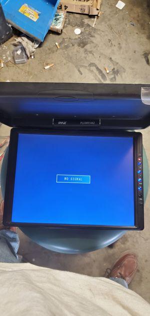 Flip down monitor for Sale in Fresno, CA