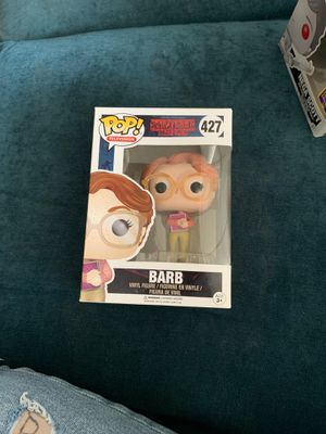 Barb stranger things Funko Pop for Sale in Downey, CA