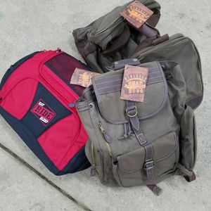 Marlboro Gear Backpack and 2 Bags for Sale in Snow Camp, NC