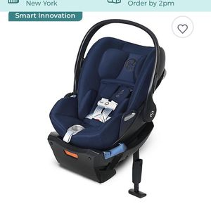 Cloud Q Infant Car Seat (black ) Gently Used for Sale in New York, NY