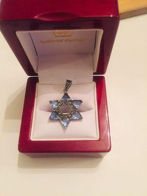 Beautiful Jewish star (523 silver) 30$ for Sale in Las Vegas, NV