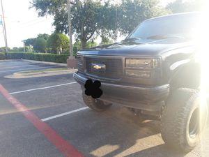 Chevy blazer 1993 proyecto con motor alterado el árbol for Sale in Dallas, TX