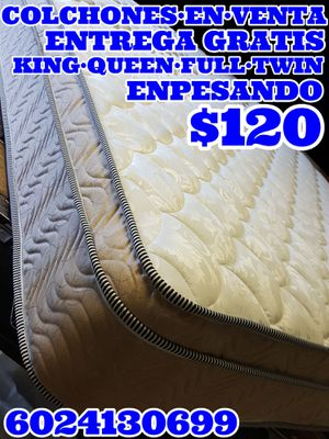 Mattress for sale free deliver for Sale in Phoenix, AZ
