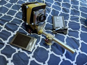 Linhof Technika large format camera for Sale in San Leandro, CA