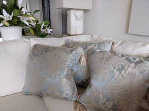 Sky Blue Down Pillows for Sale in West Palm Beach, FL