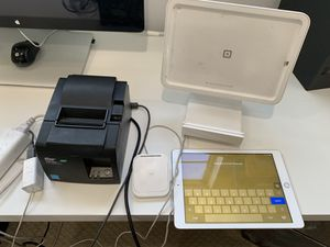 square register stand POS bundle for Sale in South San Francisco, CA