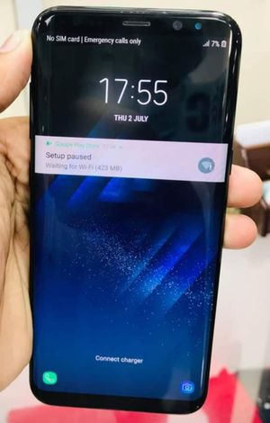 Samsung Galaxy S8 Plus, Factory Unlocked.. Excellent Condition. for Sale in Springfield, VA