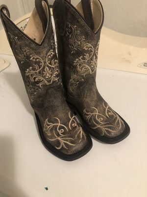 Little girl boots for Sale in Sherman, TX