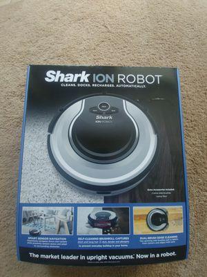 Shark Ion Robot Vacuum for Sale in Arlington, VA
