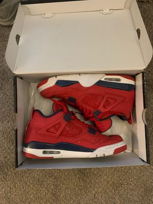 Jordan 4 Fiba for Sale in San Antonio, TX