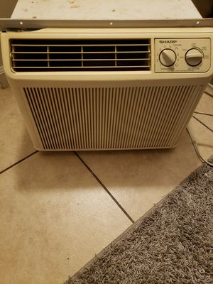 Sharp window AC for Sale in Fresno, CA