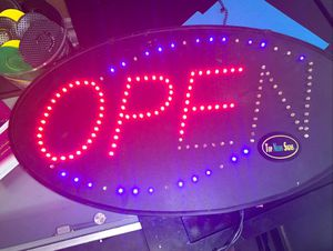 """""""Open"""" Led sign for business or Decor for Sale in Phoenix, AZ"""