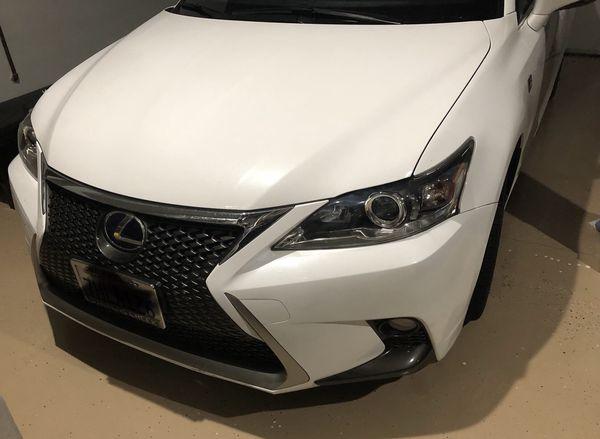 2015 Lexus CT200h FSport