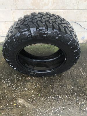 Brand new Toyo Open Country 37x13.50r22 offroad tire for Sale in Ocoee, FL