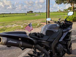 "BLACK 2"" HEAT EXHAUST THERMAL WRAP CAR + MOTORCYCLE MUFFLER fiberglass for Sale in West Palm Beach, FL"