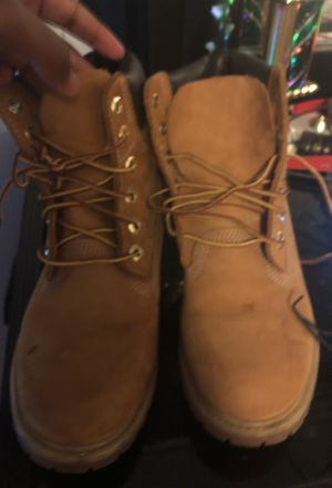 Timberland boots size for Sale in Pittsburgh, PA