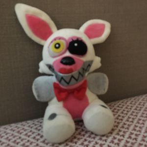 Fnaf Nightmare Mangle 6 Inch Plush Exclusive From Walmart for Sale in Ballwin, MO