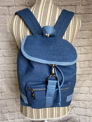 Madden Girl Denim Backpack Womens New for Sale in Chino, CA