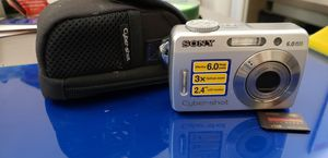 Sony Cybershot 6.0 Megapixel for Sale in Gaithersburg, MD